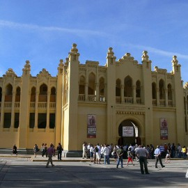 Albacete. La Chata. Plaza de Toros