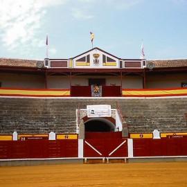Plaza de toros de Almagro. Ciudad Real.