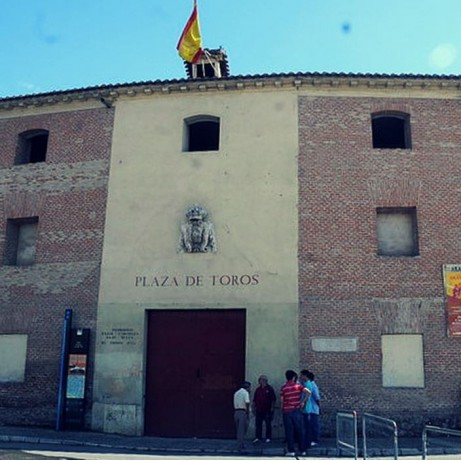 Bullring Aranjuez. Madrid