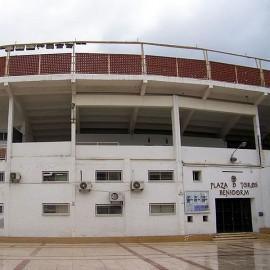 Bullring Benidorm. Alicante