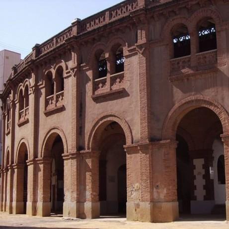 Plaza de toros de Castellón de la Plana.