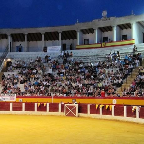 Bullring Cehegín. Murcia
