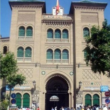 Plaza de toros de Granada. Granada