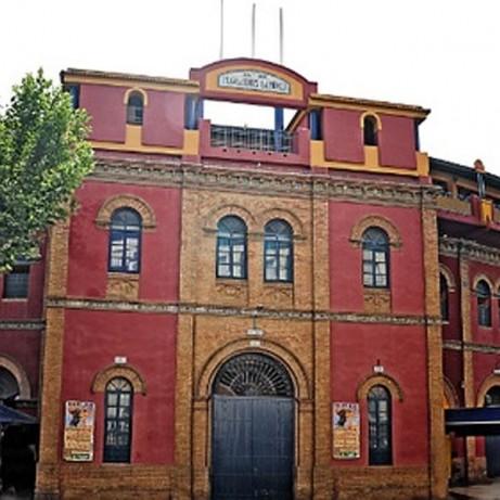 Plaza de Toros de La Merced Huelva.
