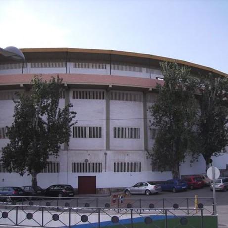 Bullring Jaén. Jaén