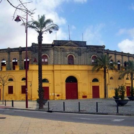 Bullring Jerez de la Frontera. Cádiz