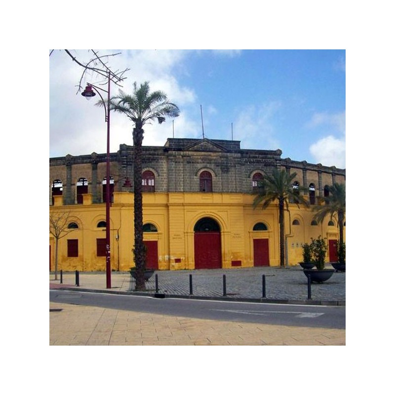 Plaza de toros de jerez de la frontera c diz for Azulejos jerez de la frontera