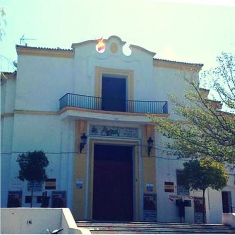 Bullring of Marbella. Málaga