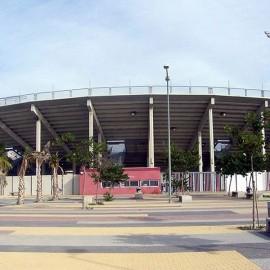 Motril. Plaza de toros