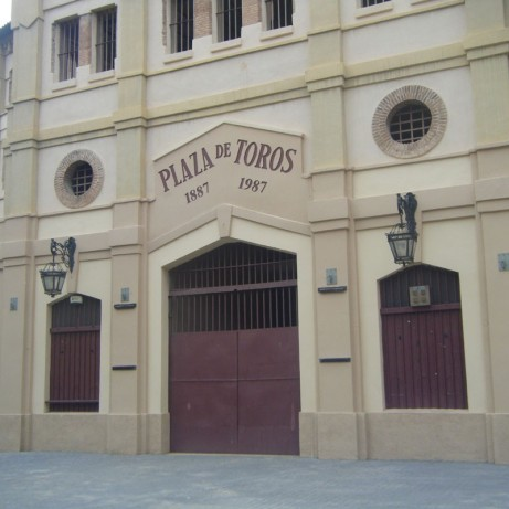 La Condomina Bullring in Murcia. Murcia