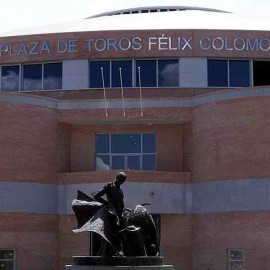 Bullring Navalcarnero.Madrid