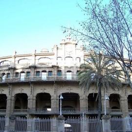 Palma de Mallorca. El Coliseo Balear. Plaza de Toros