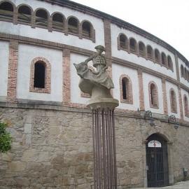 Bullring of Pontevedra. Pontevedra