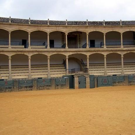 Real Maestranza de Caballeria of Ronda. Málaga