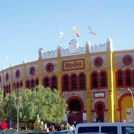 Sanlúcar de Barrameda. El Pino. Plaza de toros
