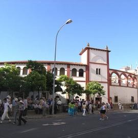 Soria. La Chata ( Coso de San Benito). Bullring