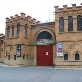 Teruel. Bullring