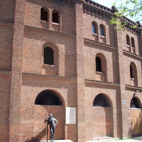 Bullring of Valladolid. Valladolid.