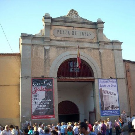 Bullring of Zamora