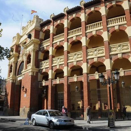 Bullring of Zaragoza