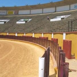 Bullring of Badajoz. Badajoz