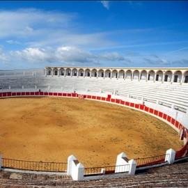 Bullring Zafra. Badajoz