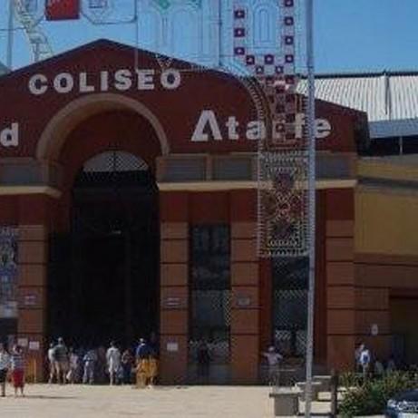Bullring Atarfe Coliseum. Granada