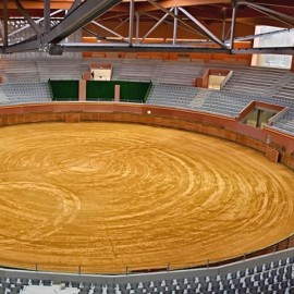 Bullring Arnedo Arena, La Rioja