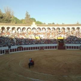 Plaza de toros de Antequera. Málaga