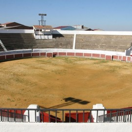 Herrera del Duque. Plaza de toros