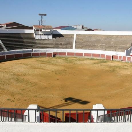 Plaza de toros de Herrera del Duque. Badajoz.