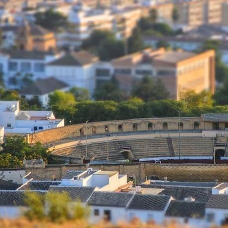 Bullring Osuna. Sevilla