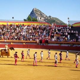 La Línea de la Concepción. Plaza de toros