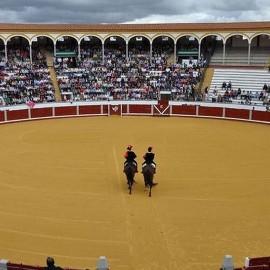 Bullring Pozoblanco. Córdoba