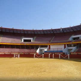 Roquetas de Mar. Plaza de Toros