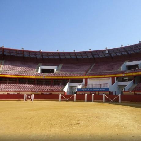 Plaza de Toros de Roquetas de Mar. Almería