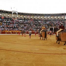 Plaza de toros de Almendralejo. Badajoz