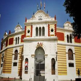 Almeria. Plaza de Toros