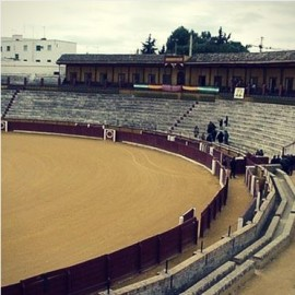Écija, Sevilla Bullring