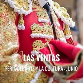 Entradas Toros Madrid - Feria del arte y de la cultura | Servitoro.com