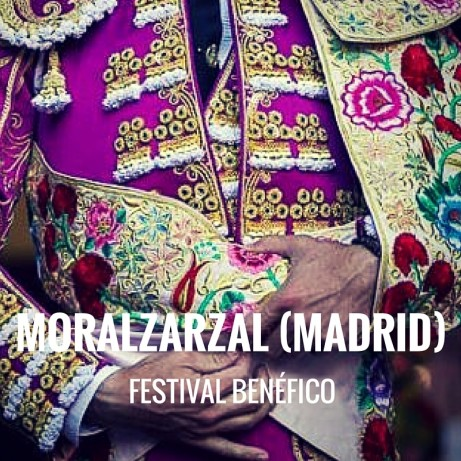 Bullfight ticket Moralzarzal – Feria Olé Moral | Servitoro.com