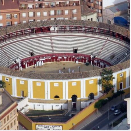 Hellin. Plaza de toros