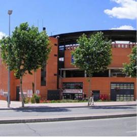 Alcalá de Henares bullring