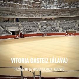 Bullfight ticket Vitoria-Gasteiz – Fiestas de la Virgen Blanca | Servitoro.com