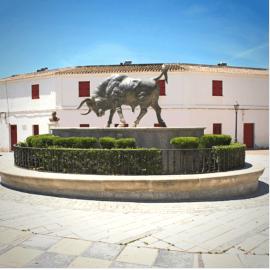 Plaza de Toros San Roque. Cádiz.