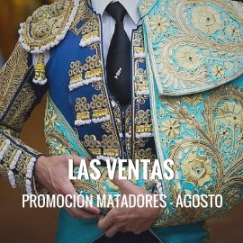 Bullfight ticket Madrid – Las Ventas Agosto | Servitoro.com