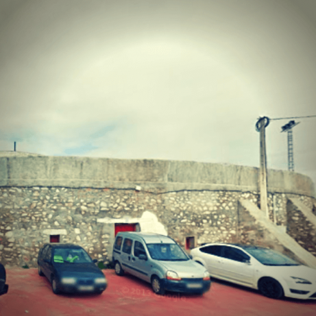 Consuegra. Plaza de toros.