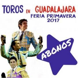 Abono Guadalajara (Abril 1 - 2)