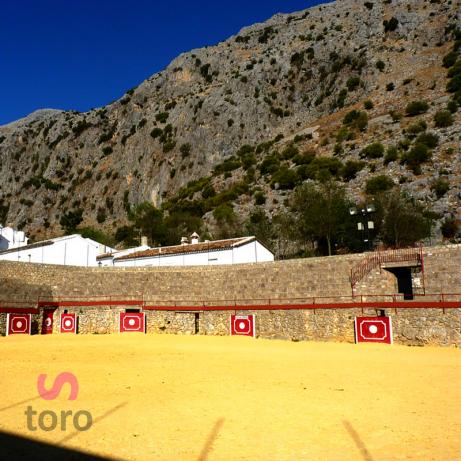 Villaluenga del Rosario. Plaza de toros