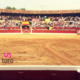 Aracena. Plaza de toros